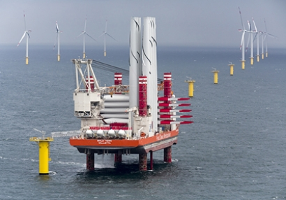 Van Oord win large Taiwan offshore wind contract